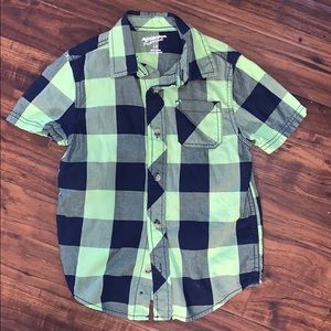 Arizona Jeans short sleeve button down
